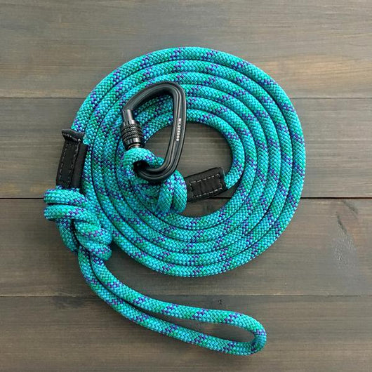 ISLANDER CARABINER LEASH-10FT