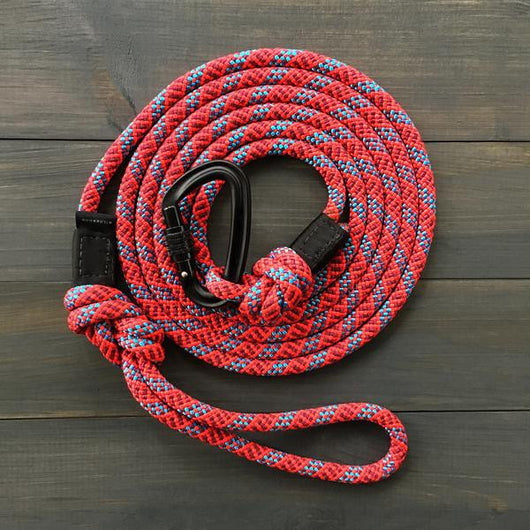 MAPLE CARABINER LEASH-10FT