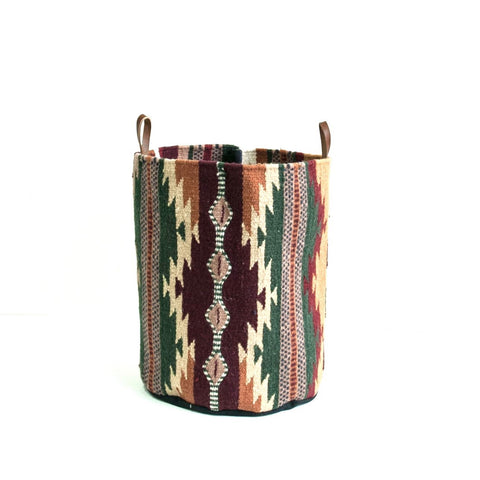 DOMINGO WOVEN BUCKET- XL