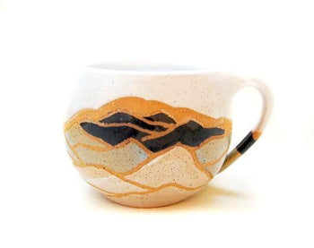 MOUNTAIN LAYERED MUG-XL