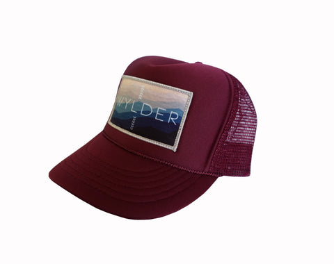 WYLDER PATCH TRUCKER HAT