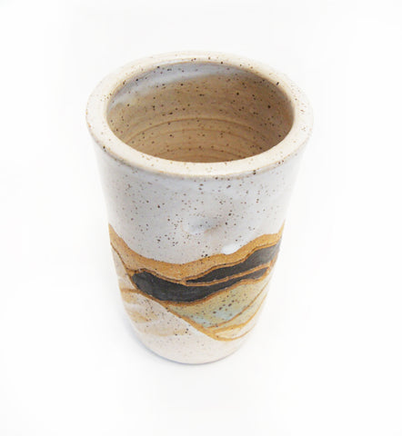 LAYERED MOUNTAIN TUMBLER