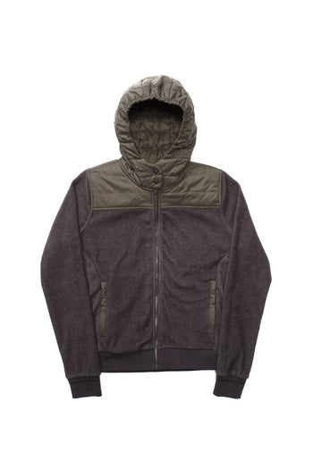 SHERPA HYBRID ZIP UP