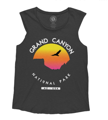 GRAND CANYON MUSCLE TANK
