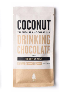 COCONUT NECTAR DRINKING CHOCOLATE