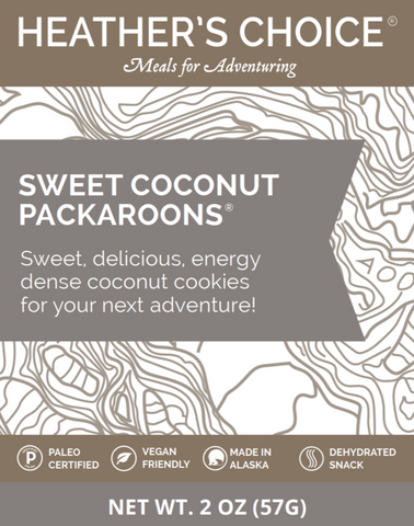 SWEET COCONUT PACKAROONS®