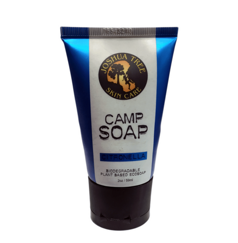 CITRONELLA CAMP SOAP - 2OZ