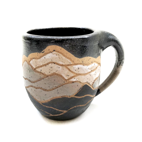 BLACK MOUNTAIN MUG