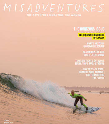MISADVENTURES-ISSUE 4: WINTER 2017
