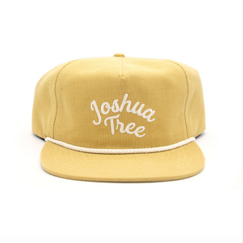 JOSHUA TREE THROWBACK CORD HAT