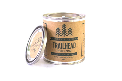TRAILHEAD - FRESH PINE SOY CANDLE