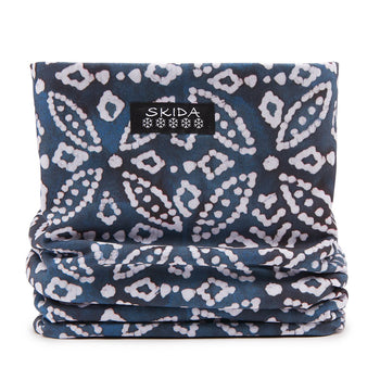 INDIGO STAR ALPINE NECKWARMER