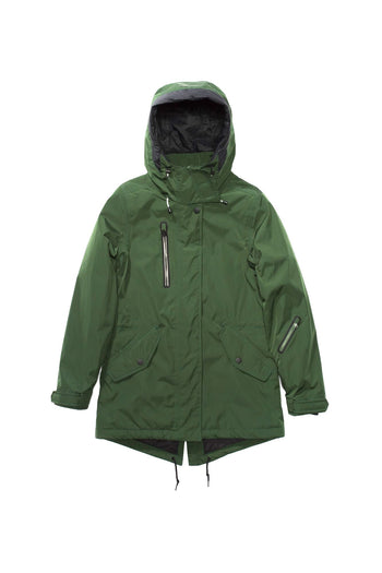 FISHTAIL WATERPROOF JACKET