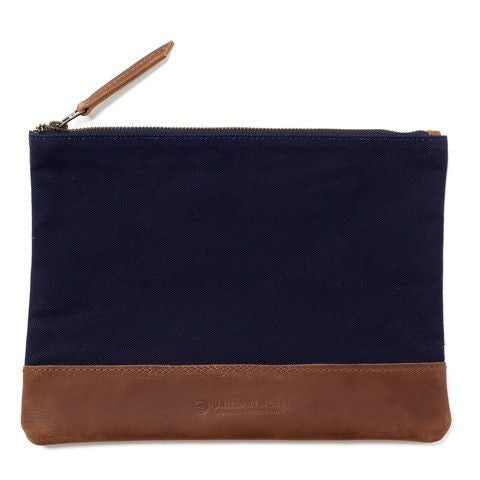CANVAS POUCH-LARGE