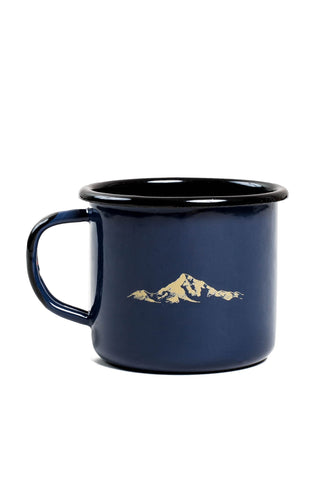 ATLANTIC ENAMEL STEEL MUG-12oz