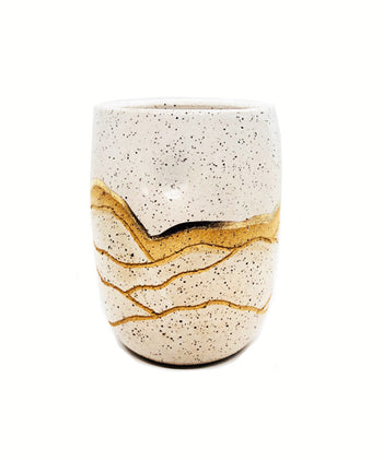 GOLD MOUNTAIN TUMBLER