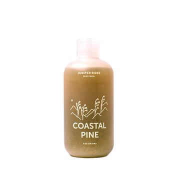 COASTAL PINE BODY WASH – 8 OZ