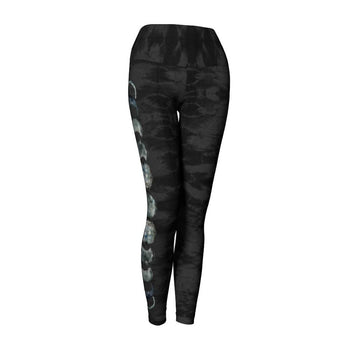 MIDNIGHT BANSHEE LEGGINGS