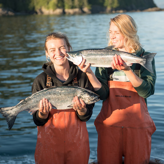 Alaska Field Trip With the Salmon Sisters