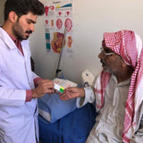 Medical Clinic in Iraq refugee care