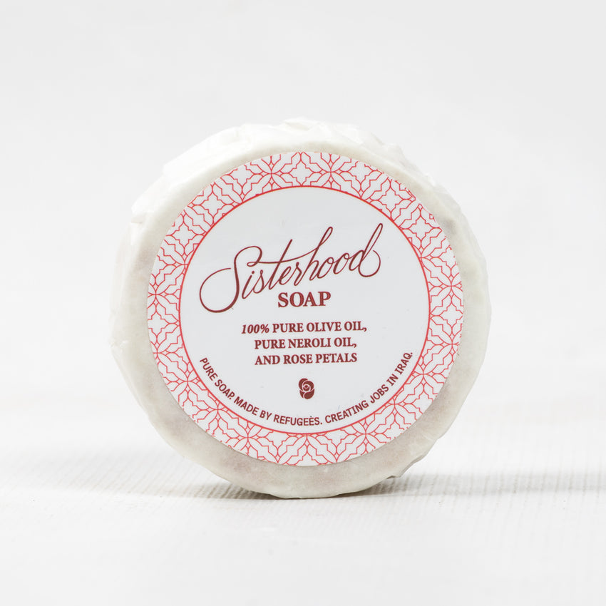 Sisterhood Soap, Rose Neroli