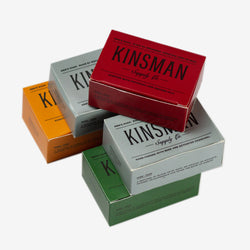 Kinsman Soap, Five Bar Set