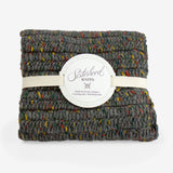 Sisterhood Knits, Grey Multicolor Scarf