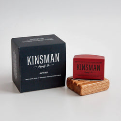 Kinsman Soap, Patchouli Gift Set
