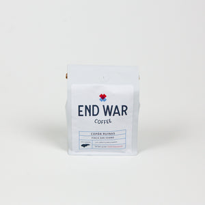 SUBSCRIPTION: End War Coffee, Honduras