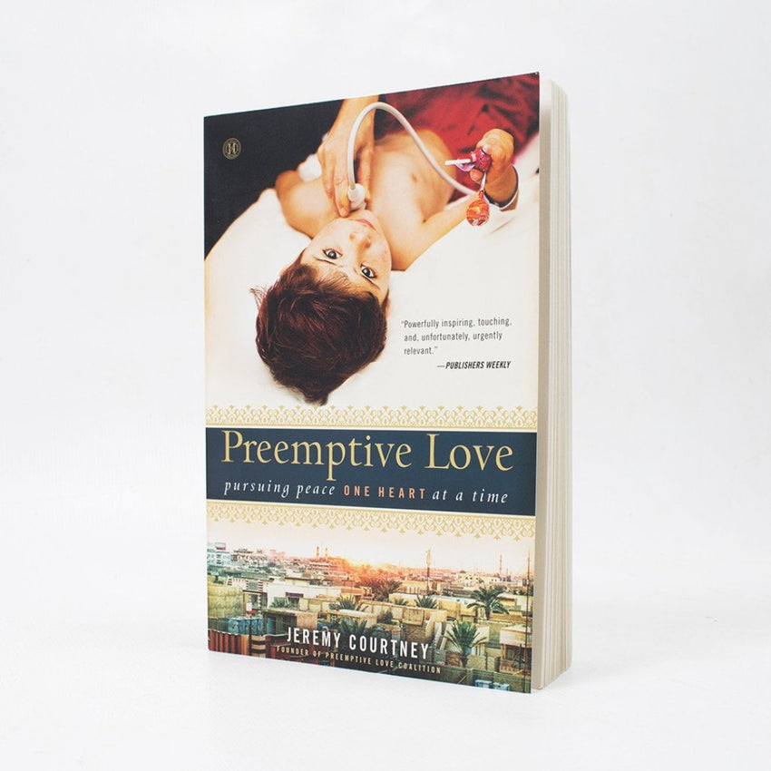 Preemptive Love Book by Jeremy Courtney