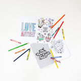 Love Anyway Coloring Book