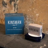 Kinsman Soap, Activated Charcoal & Washcloth Gift Set