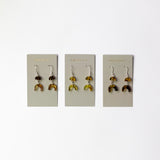 Amber Arch Earrings