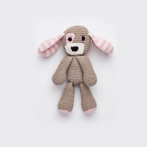Sisterhood Knits, Pink Puppy
