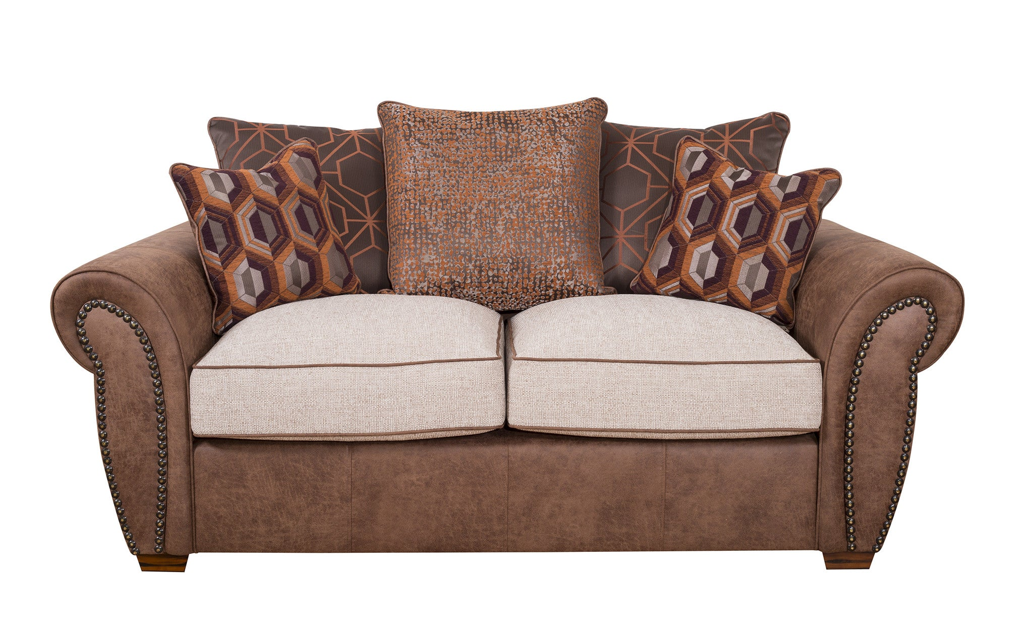 Fabric & Leather Sofas & Armchairs at The Superior Sofa pany