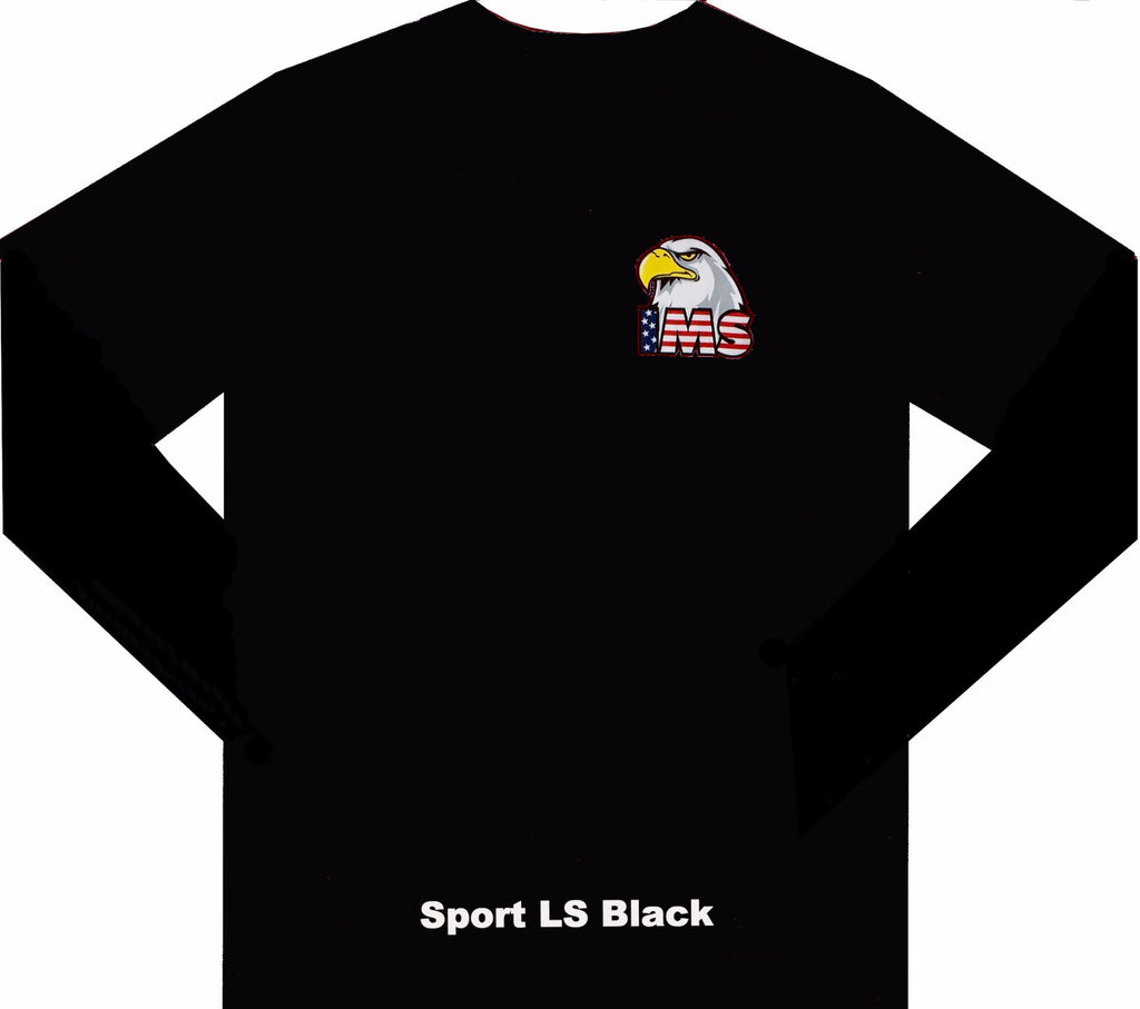 Adult Dri-Fit Long Sleeve T-Shirts