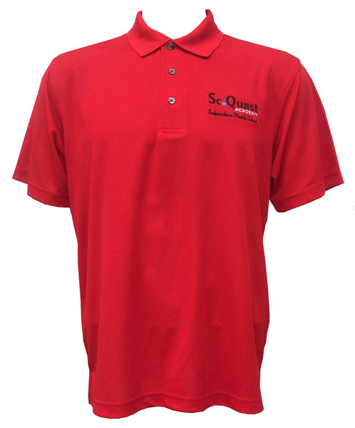 SciQuest Academy Uniform Polo Shirts