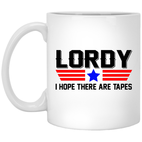 Comey - Lordy, i hope there are tapes