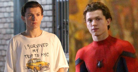 Spiderman: Homecoming - I Survived My Trip To NYC Shirt, Hoodie, Tank