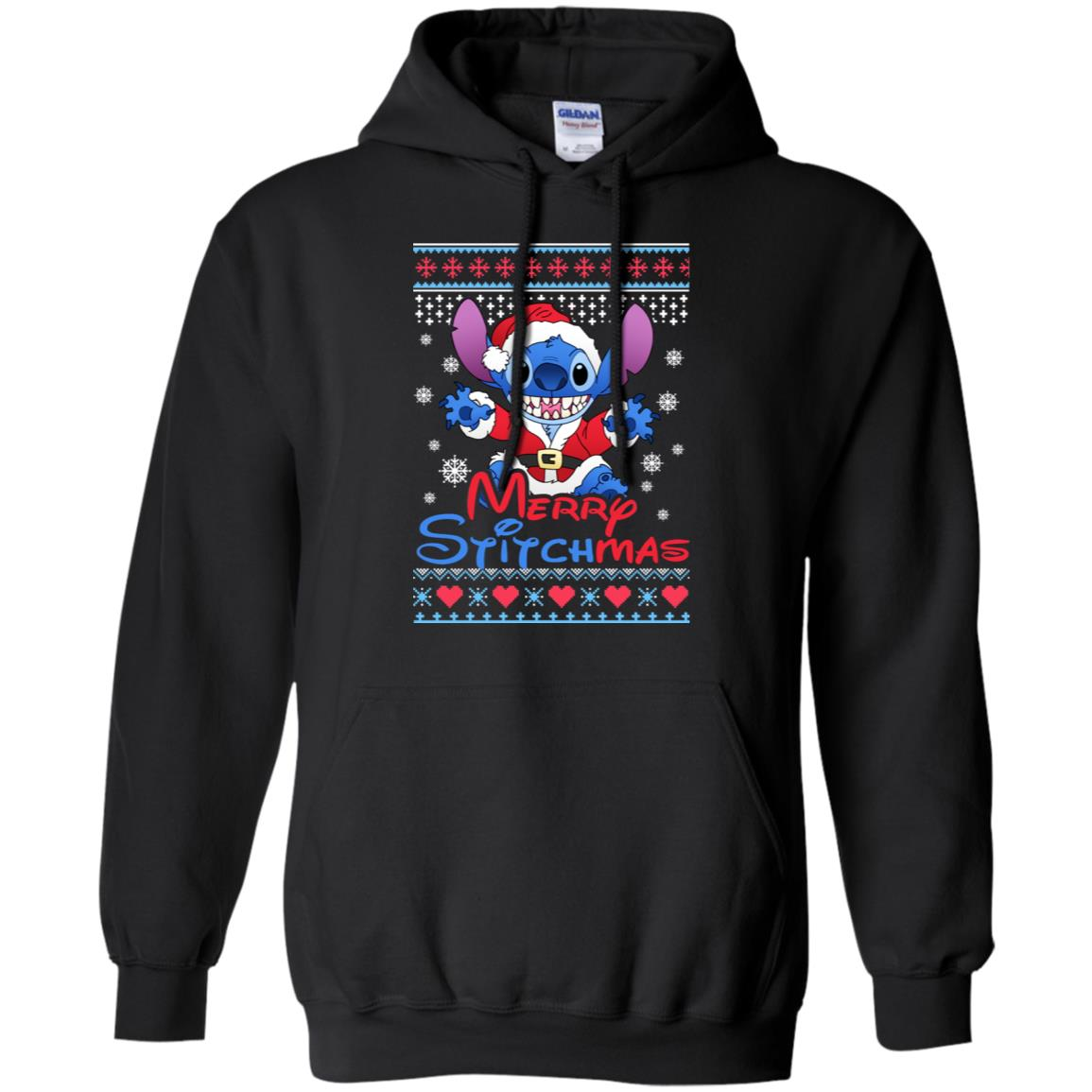 Merry Stitchmas Ugly Christmas Sweater