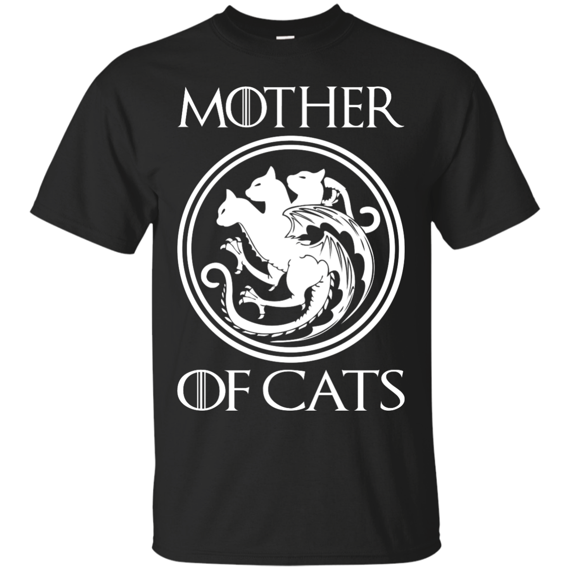 Game Of Thrones – Mother Of Cats Shirt, Hoodie, Tank