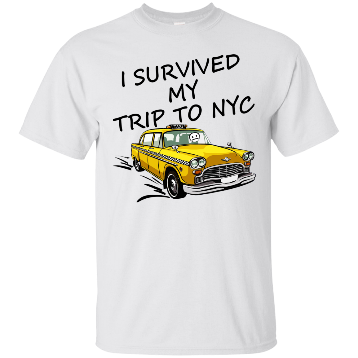 Spiderman  Homecoming - I Survived My Trip To NYC Shirt 400f45c87ca
