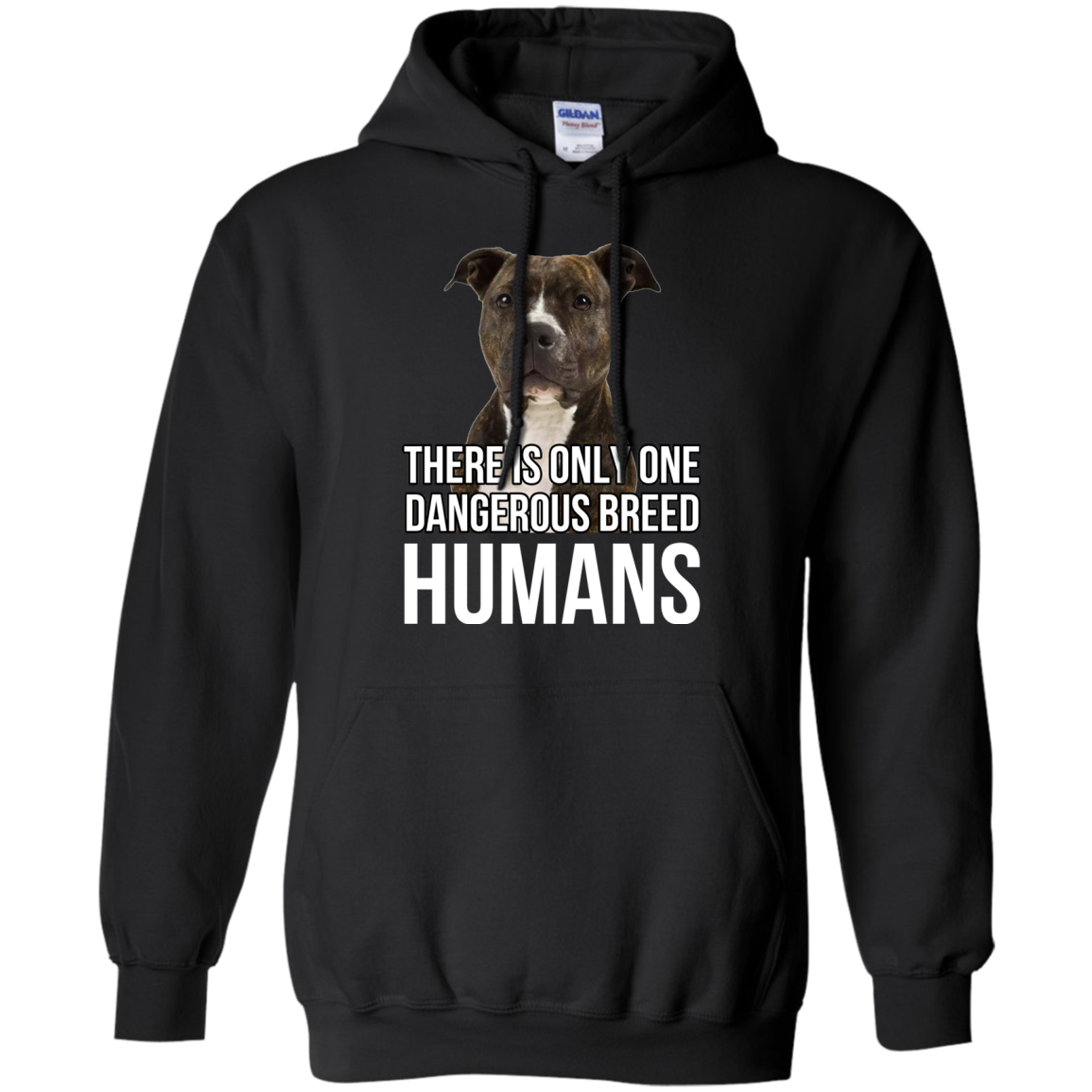 There Is Only One Dangerous Breed Humans Shirt  Hoodie