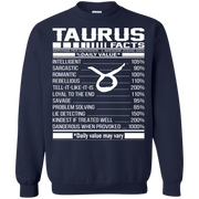Taurus Facts   Awesome Zodiac Sign    Daily Value Shirt  Hoodie  Tank