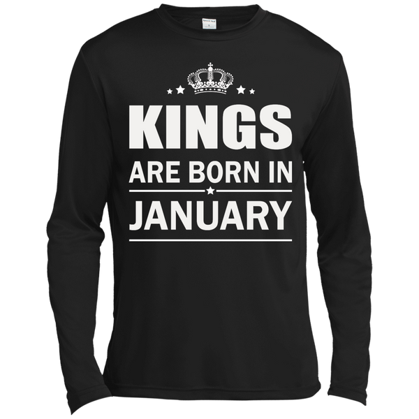 Kings Are Born In January Shirt, Hoodie, Tank