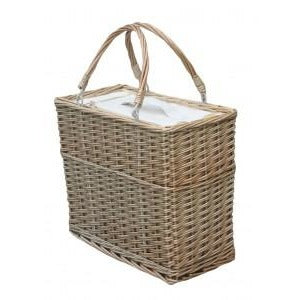willow chiller picnic or shopping basket