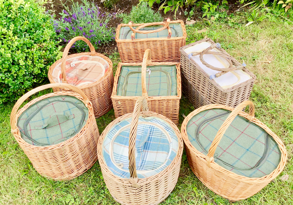 tweed willow cooler bags