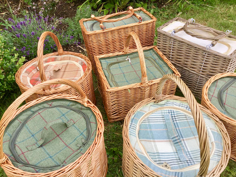 willow  chiller baskets