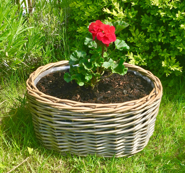 Willow Garden Planters - large or small