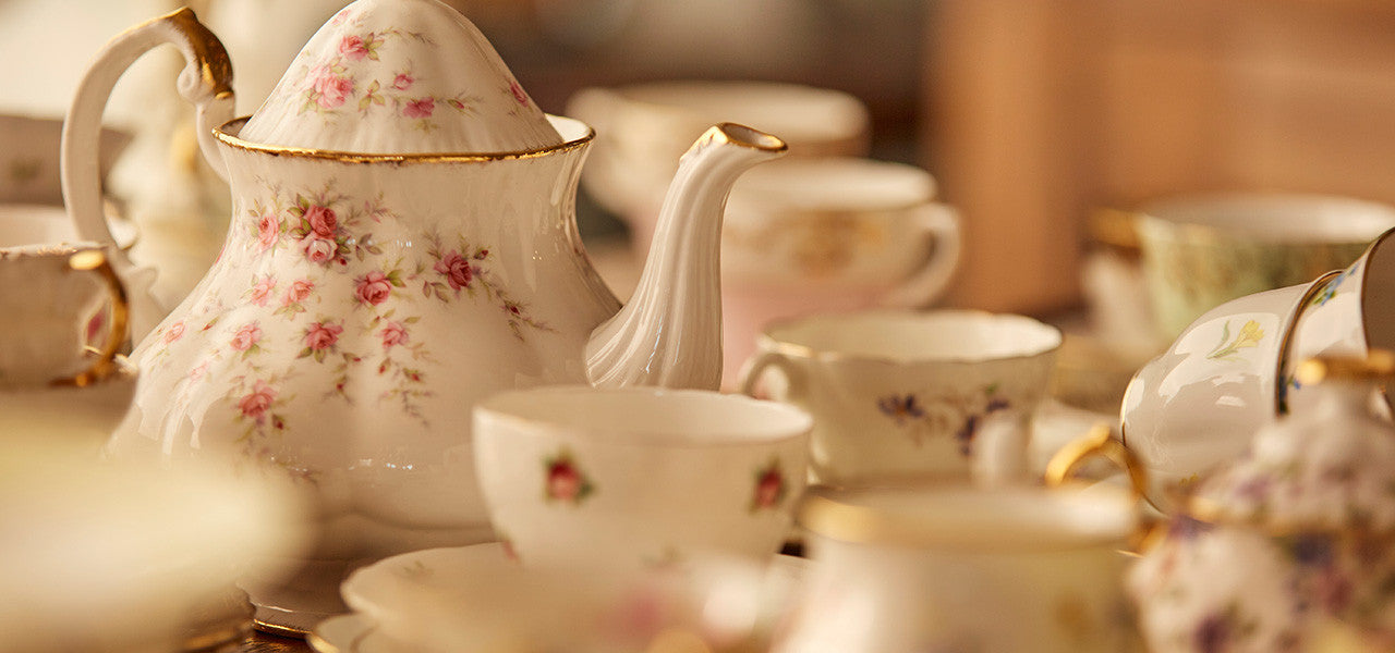 Shop for Vintage English China